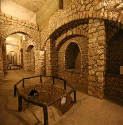 نوشآباد؛ شگفتانگیزترین شهر زیرزمینی جهان