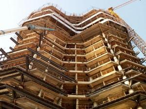 طراحی اضافه اشکوب پروژه برج مسکونی آرتیمان