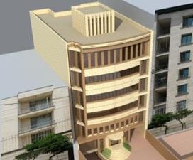 طراحی پروژه مجتمع مسکونی امیر آباد