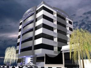 طراحی پروژه هتل ایران آستارا