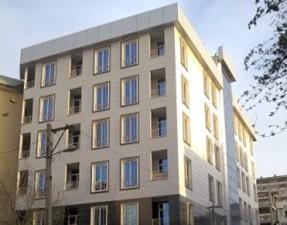 طراحی پروژه مجتمع مسکونی جم جمهوری