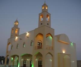 طراحی پروژه مسجد ولیعصر (عج)