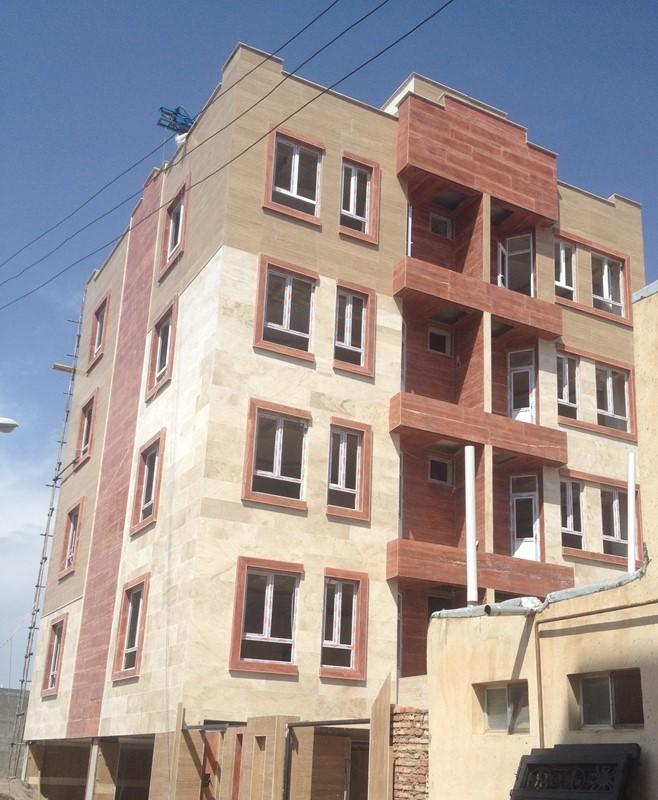 اجرای پروژه مجتمع مسکونی سرعین
