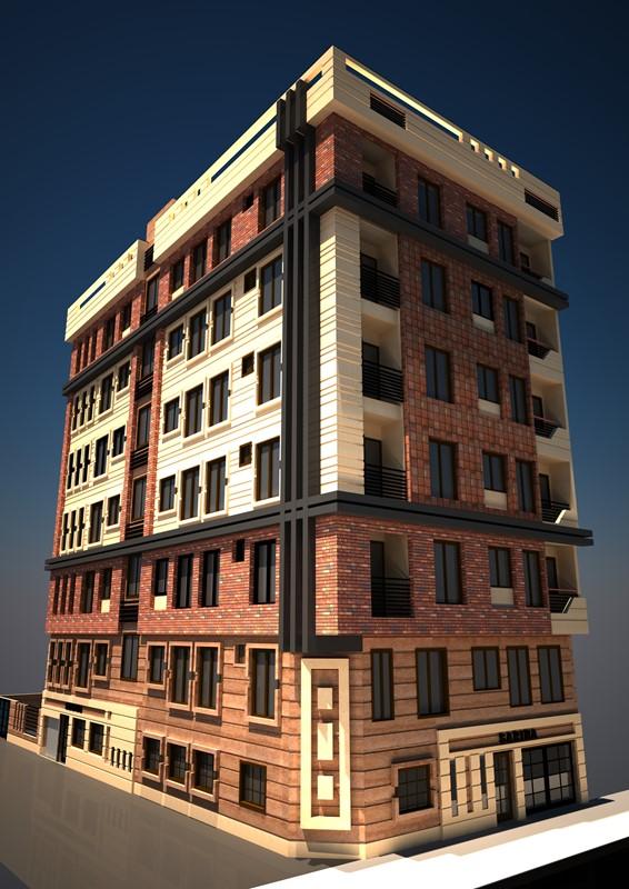 اجرای پروژه مجتمع مسکونی شهریار