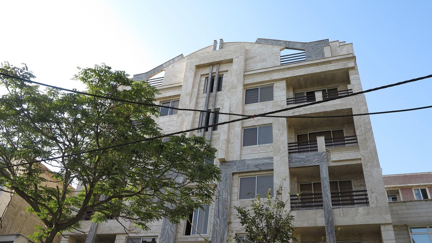 اجرای پروژه مجتمع مسکونی انتظام
