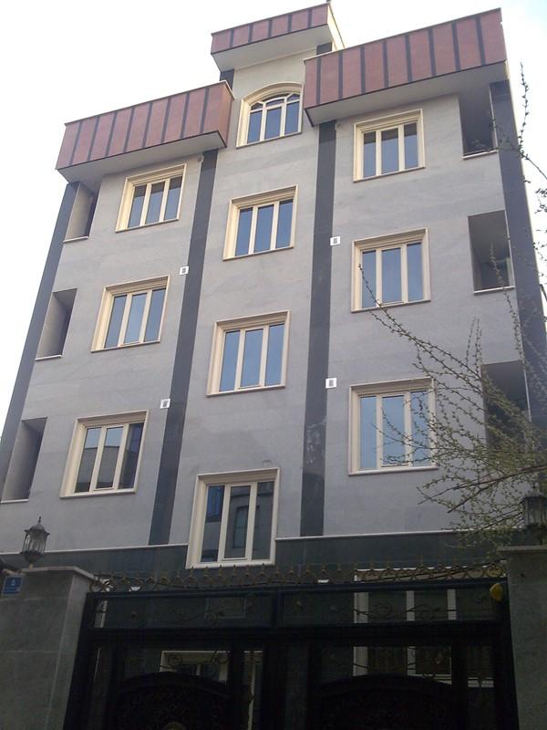 اجرای پروژه مجتمع مسکونی قدیم